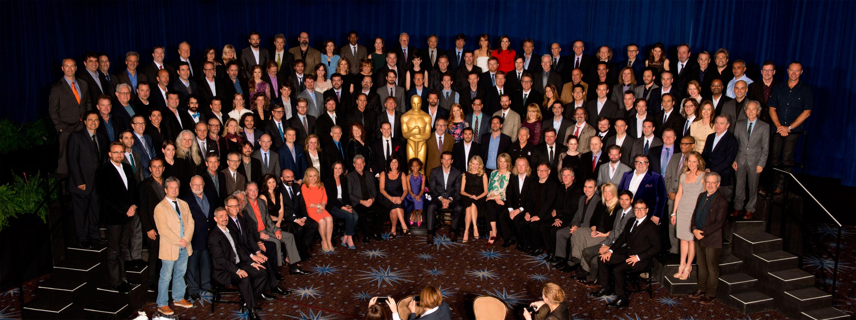 Foto oficial dos indicados ao Óscar 2013