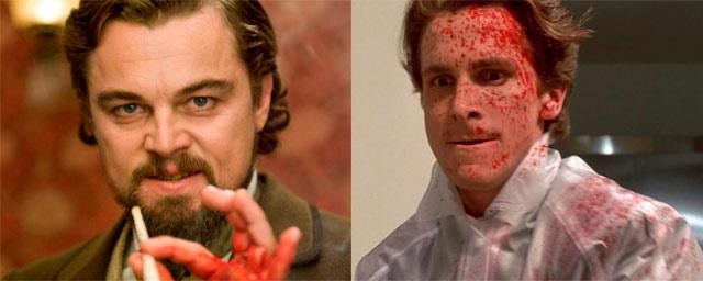 Leonardo DiCaprio como Patrick Bateman (American Psycho)