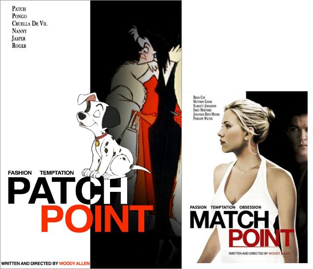 101 Dalmatians & Match Point