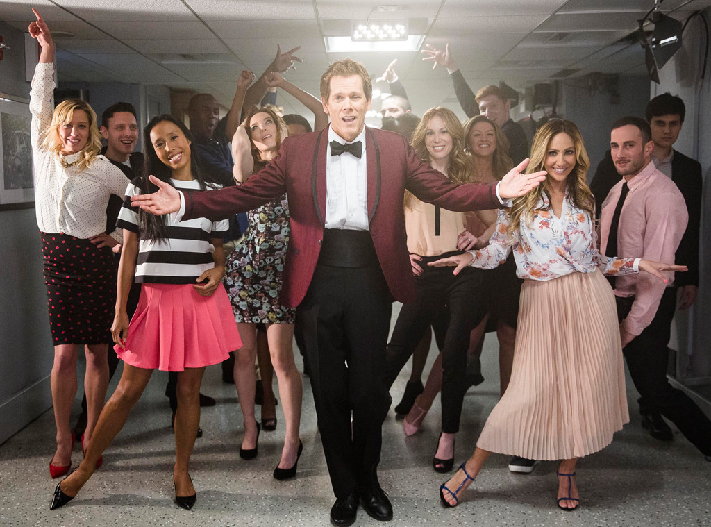 Kevin Bacon - Footloose - The Tonight Show