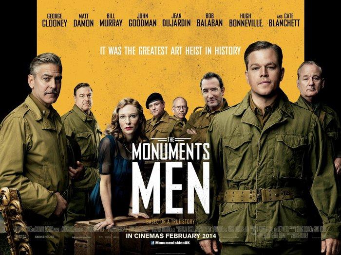 The Monuments Men - Caçadores de Tesouros