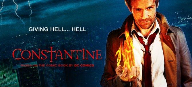 Constantine - Série de TV