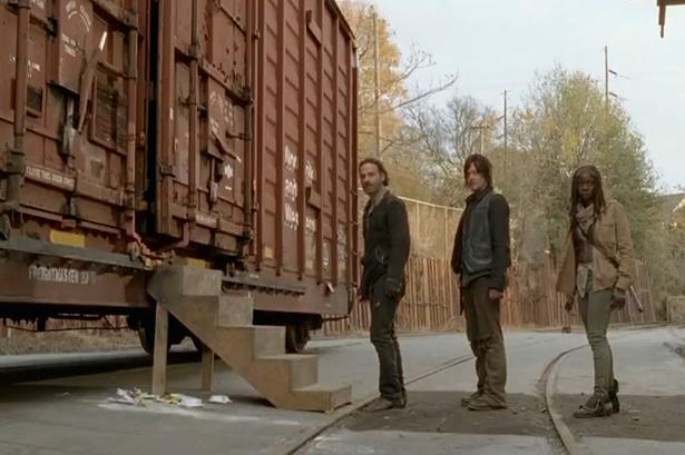 Walking-Dead - quinta temporada