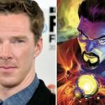 Benedict Cumberbatch será Doctor Strange