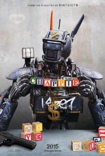 Chappie - Poster - Filme