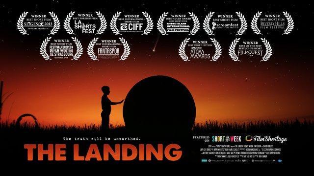 The Landing - Curta-Metragem
