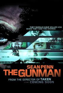 The Gunman - Poster