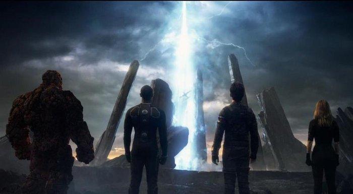 Primeiro trailer de Fantastic Four - 2015