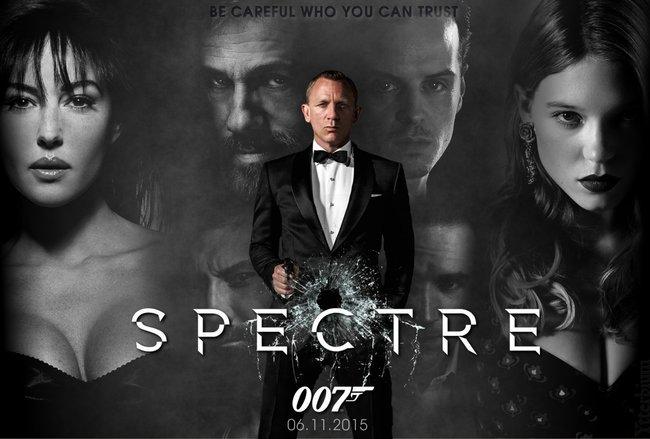 Filme - Spectre