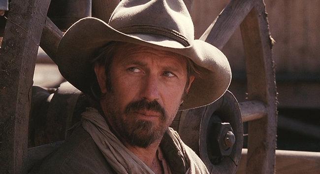 """Kevin Costner em """"Open Range"""""""